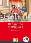 Dan and the Stolen Bikes, mit Audio-CD