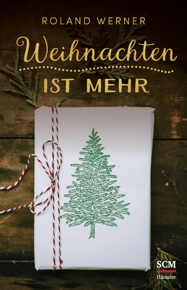 Weihnachten ist mehr als Buch (kartoniert)