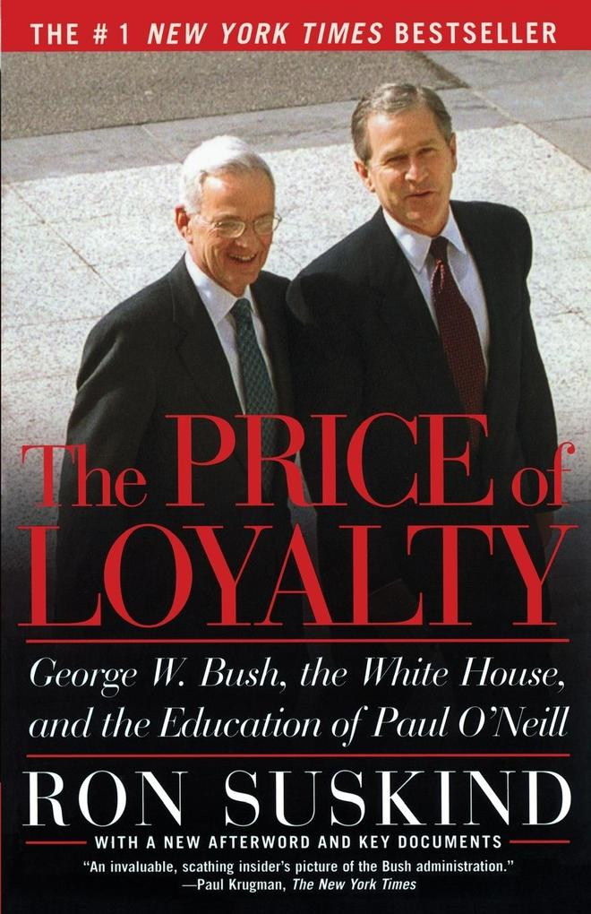Price of Loyalty als Buch (kartoniert)