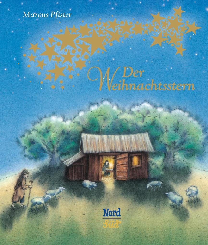 Der Weihnachtsstern als Buch (gebunden)