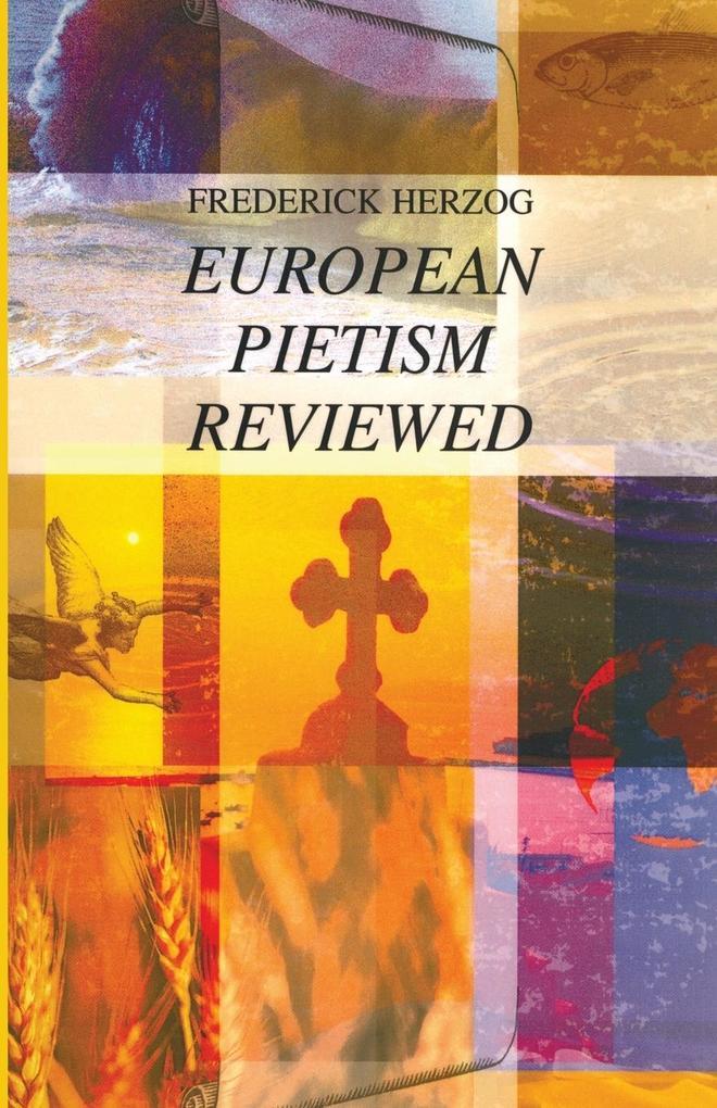 European Pietism Reviewed als Taschenbuch