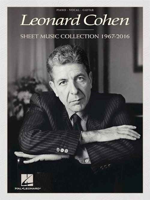 Leonard Cohen als Buch (kartoniert)