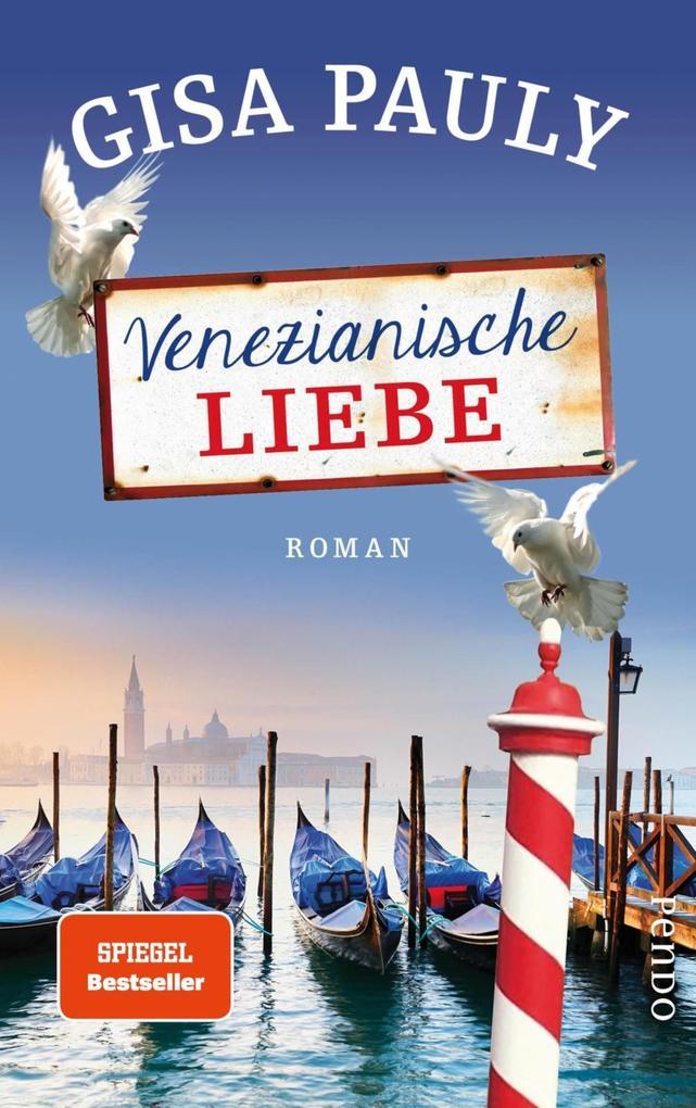 Venezianische Liebe als eBook epub