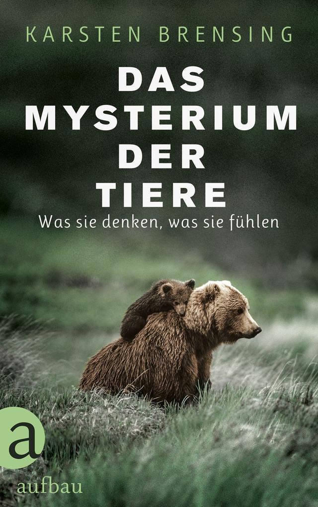 Das Mysterium der Tiere als Buch (gebunden)