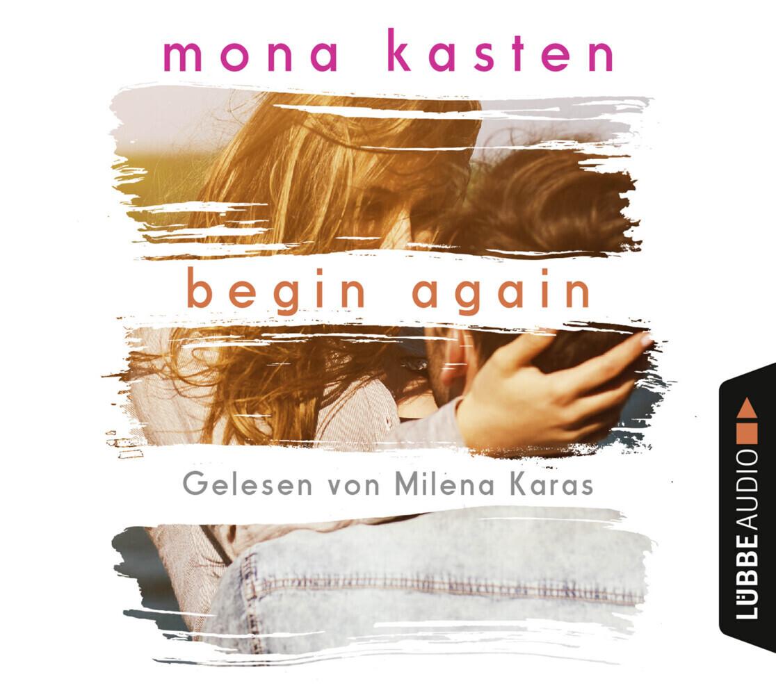 Begin Again als Hörbuch CD
