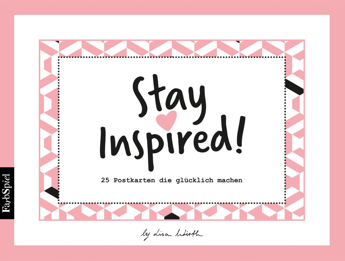 Postkarten Sprüche - Postkarten Set mit 25 hochwertigen versch. liebevollen Motiven und wunderschönen Sprüchen und Zitaten als Sonstiger Artikel
