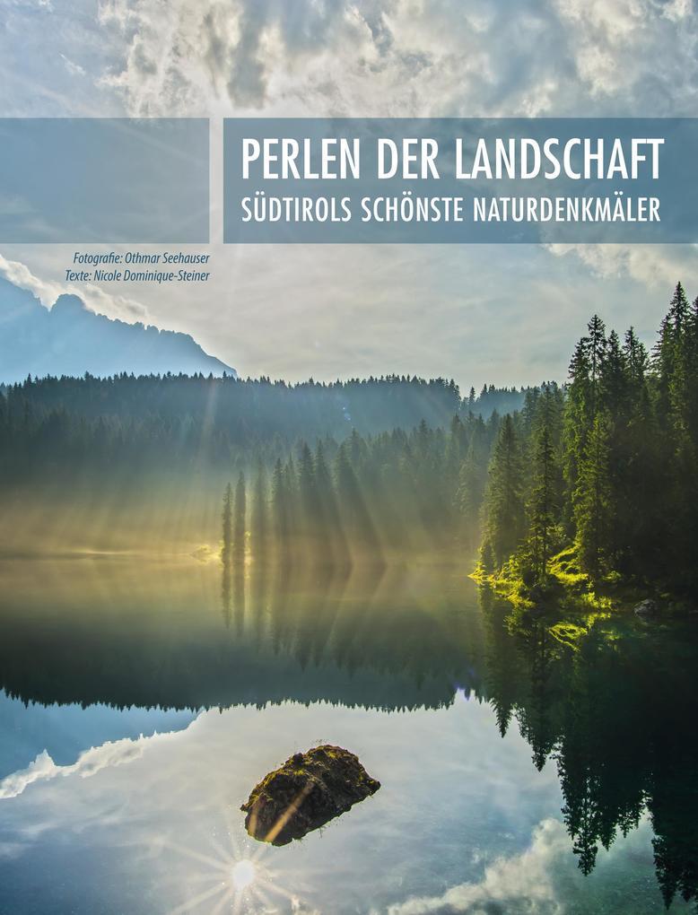 Perlen der Landschaft als Buch