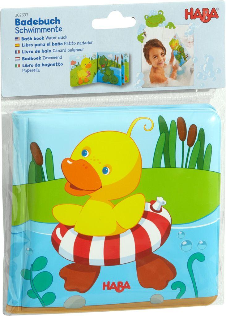 Badebuch Schwimmente als Buch (gebunden)