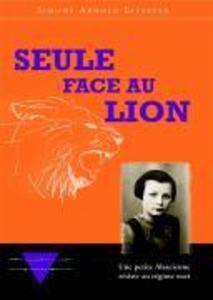 Seule face au Lion als Buch (kartoniert)