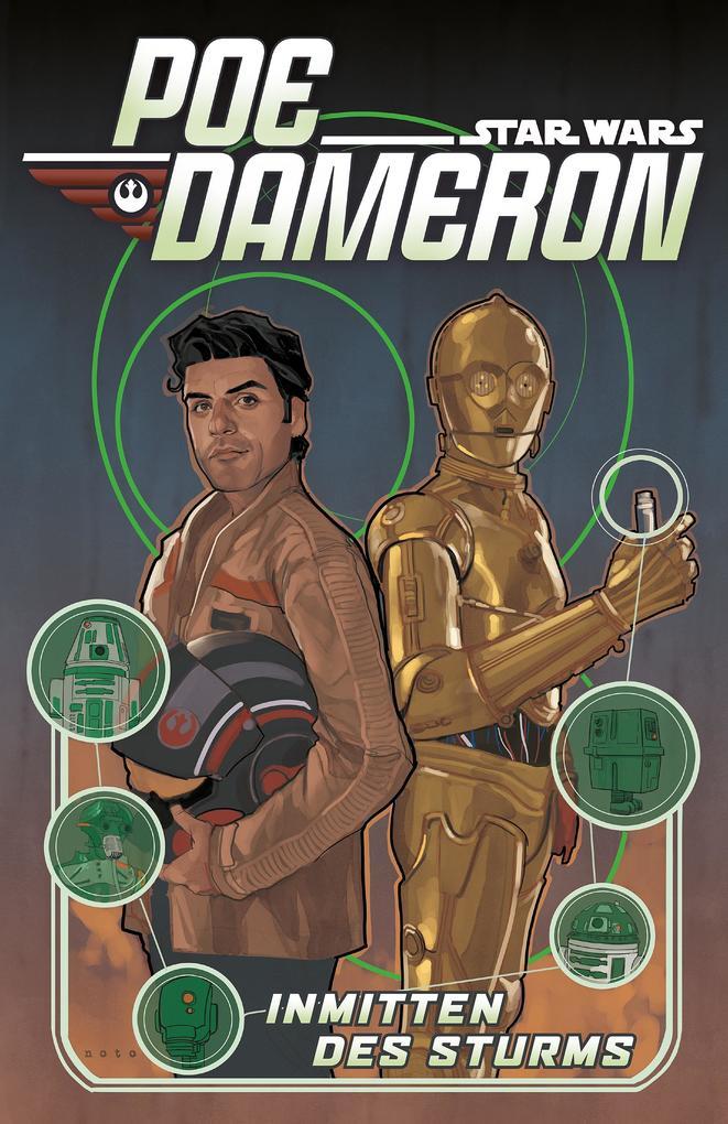Star Wars Comics: Poe Dameron II als Taschenbuch