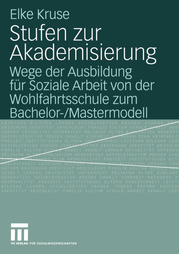 Stufen zur Akademisierung als Buch (kartoniert)