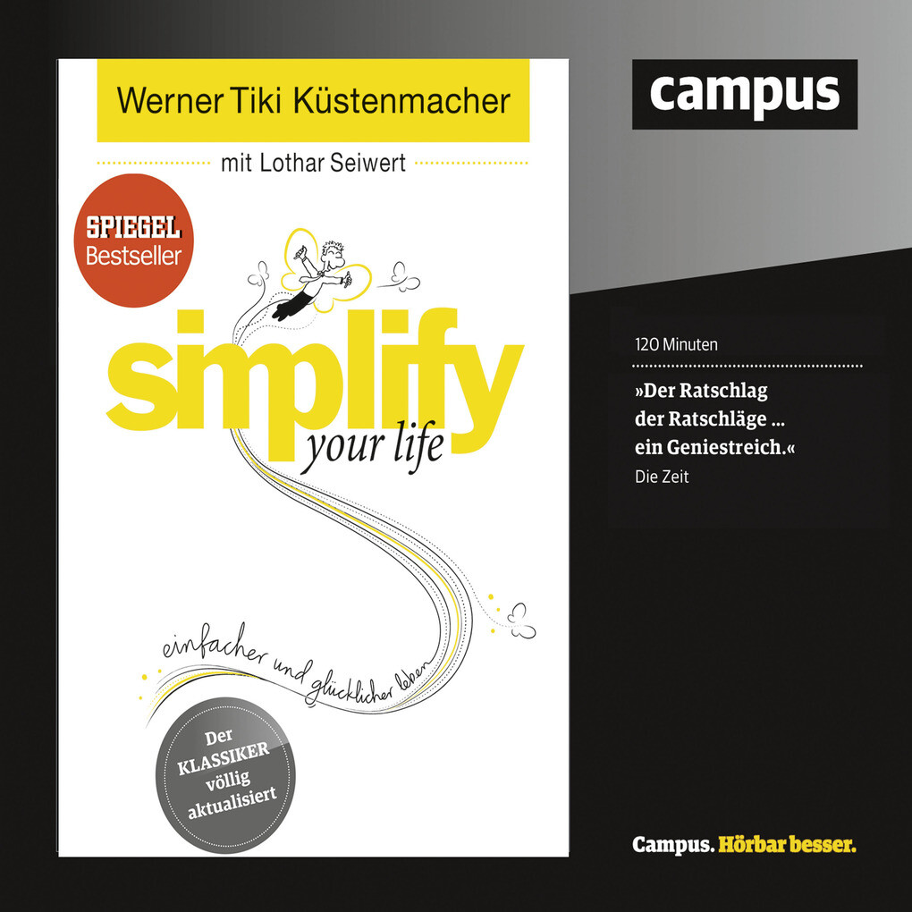 simplify your life als Hörbuch Download