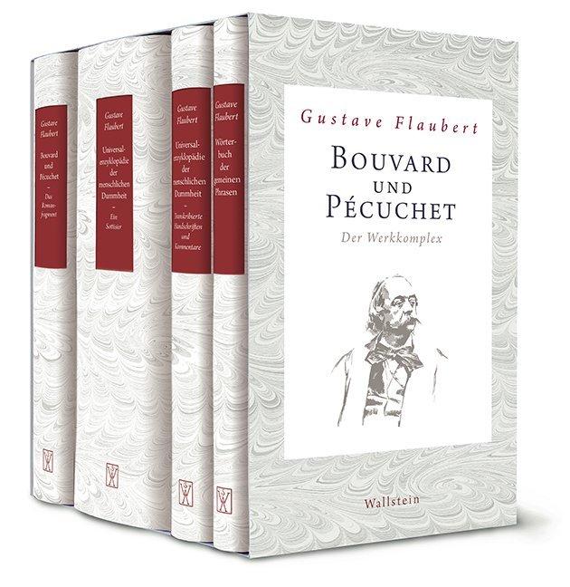 Bouvard und Pécuchet als Buch
