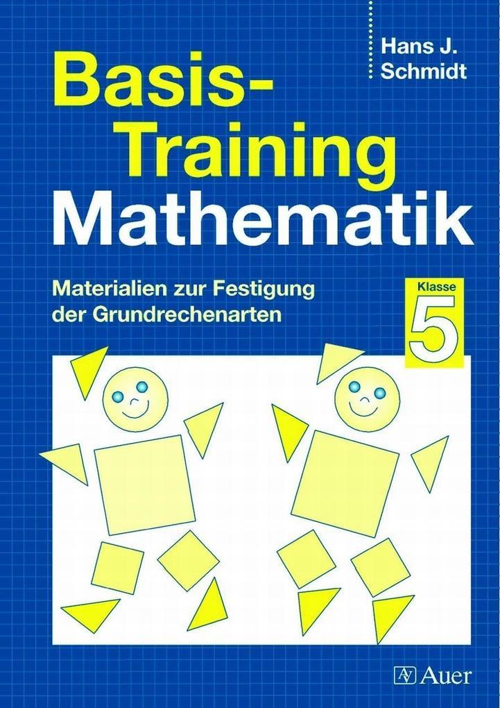 Basis-Training Mathematik als Buch (geheftet)