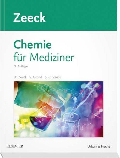 Chemie für Mediziner als Buch (kartoniert)
