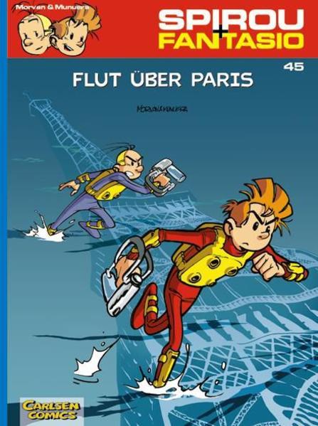 Spirou und Fantasio 45 als Buch (kartoniert)