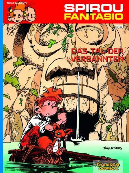 Spirou & Fantasio 39: Das Tal der Verbannten als Buch (kartoniert)