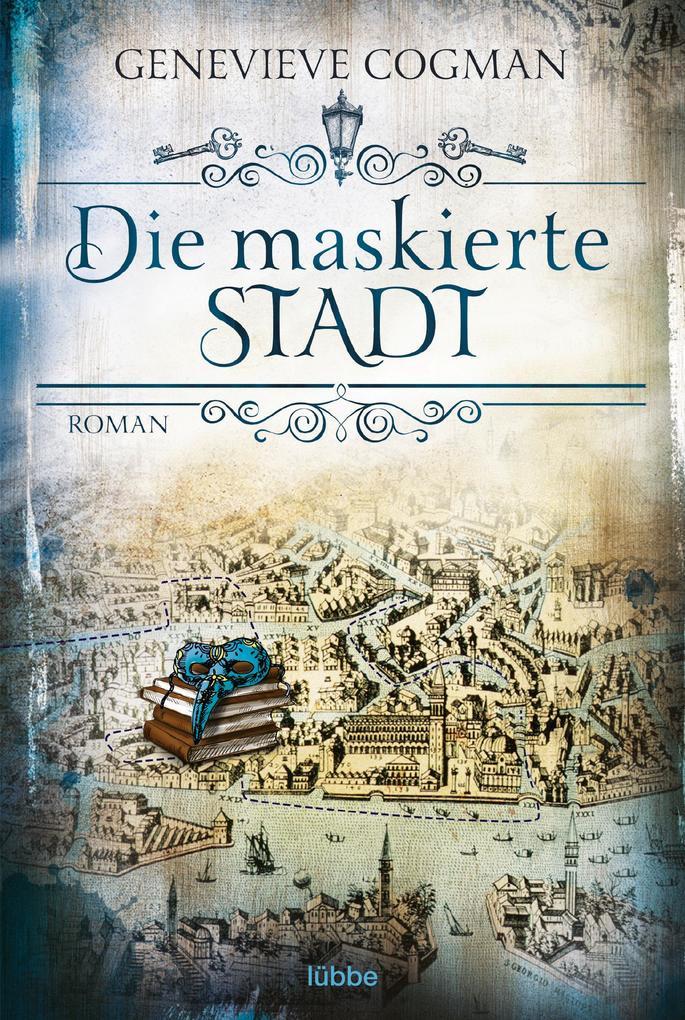 Die maskierte Stadt als Taschenbuch