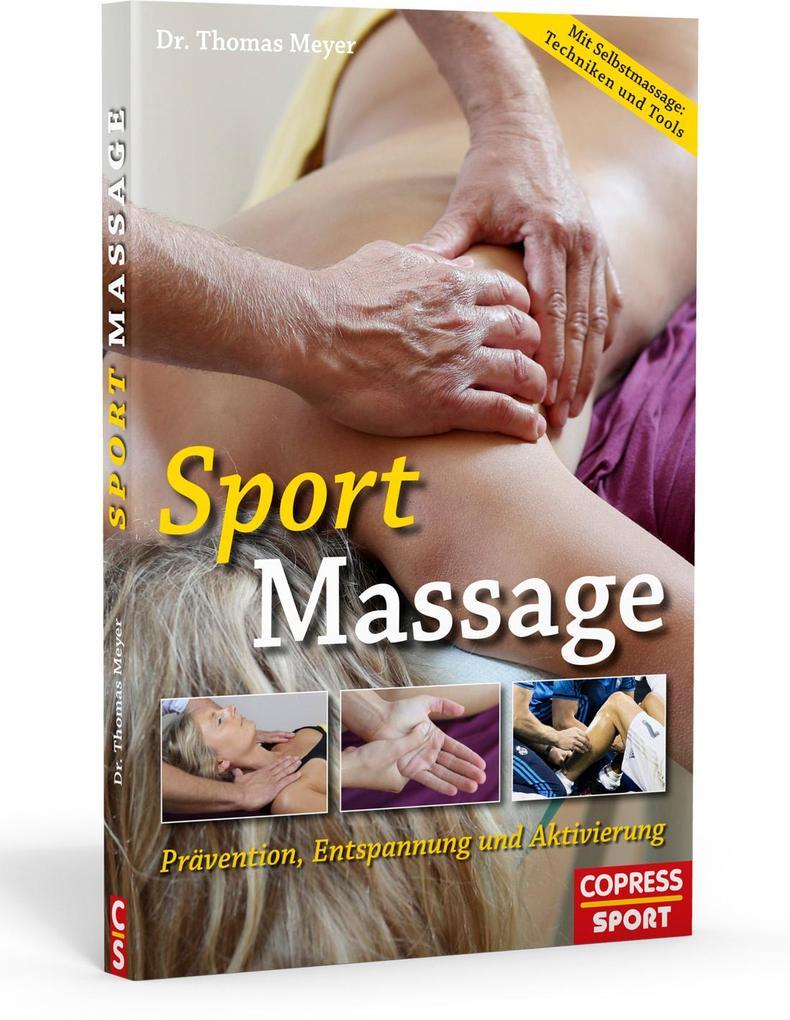 Sportmassage als Taschenbuch
