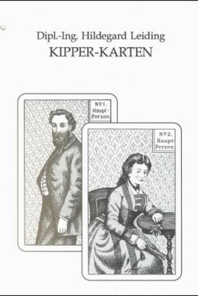 Kipper-Karten Buch 1 als Buch (kartoniert)