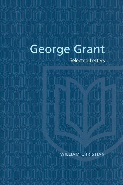 George Grant als Taschenbuch