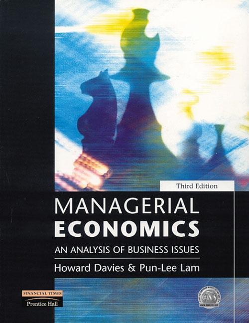 Managerial Economics als Buch (kartoniert)