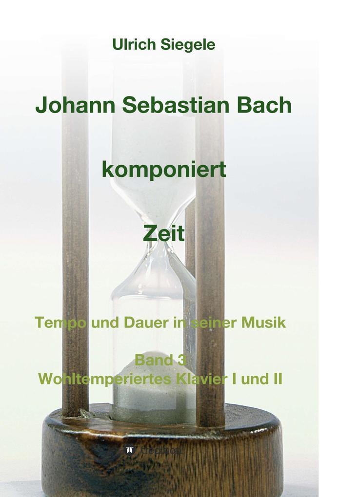 Johann Sebastian Bach komponiert Zeit als eBook epub