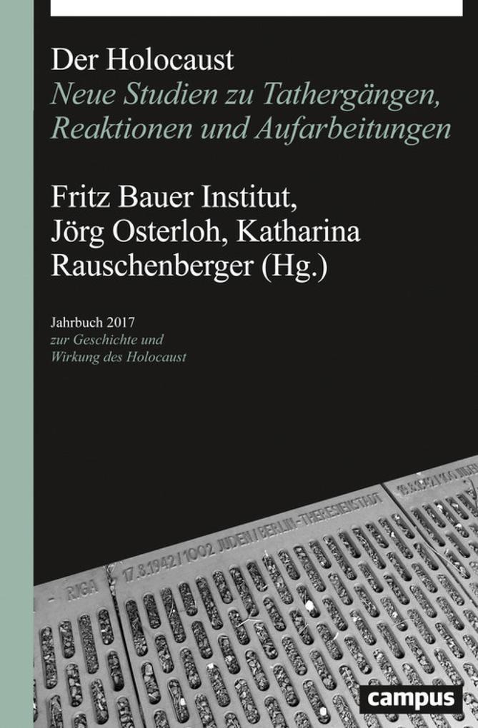 Der Holocaust als eBook pdf
