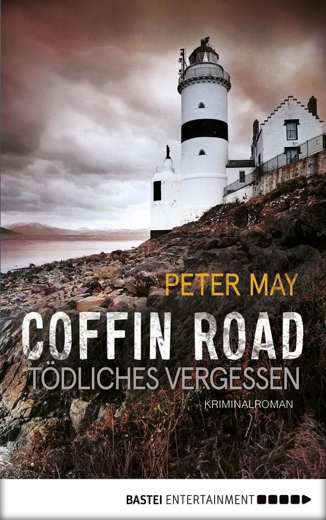 Coffin Road - Tödliches Vergessen als eBook epub