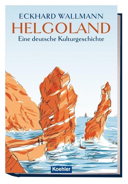 Helgoland als Buch (gebunden)