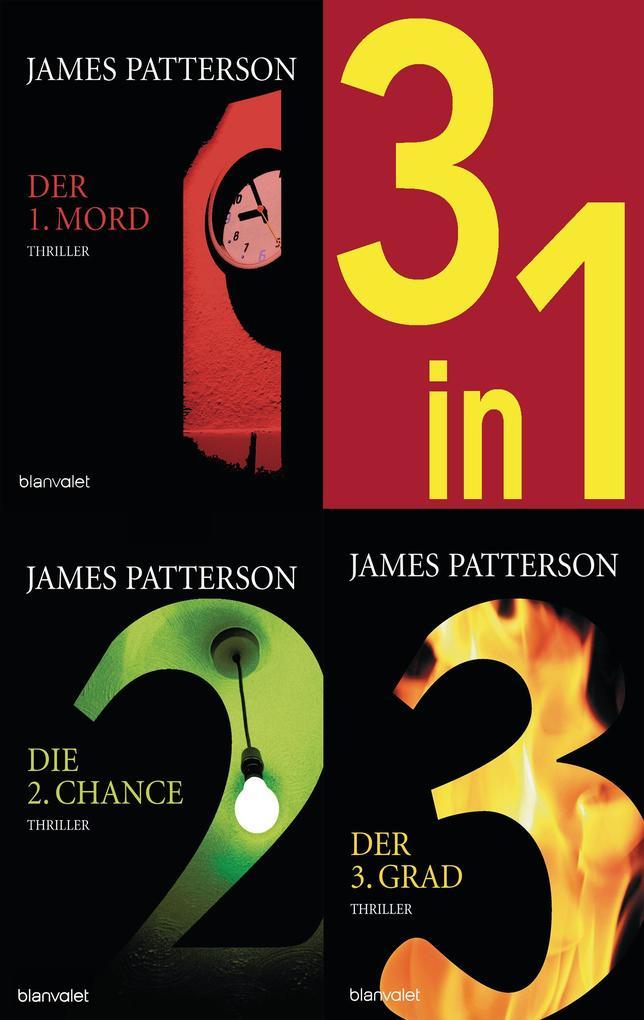 Der Women's Murder Club Band 1-3: - Der 1. Mord / Die 2. Chance / Der 3. Grad (3in1-Bundle) als eBook