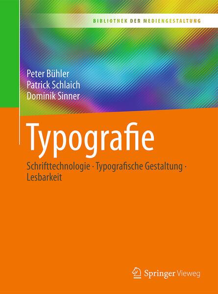 Typografie als Buch (kartoniert)