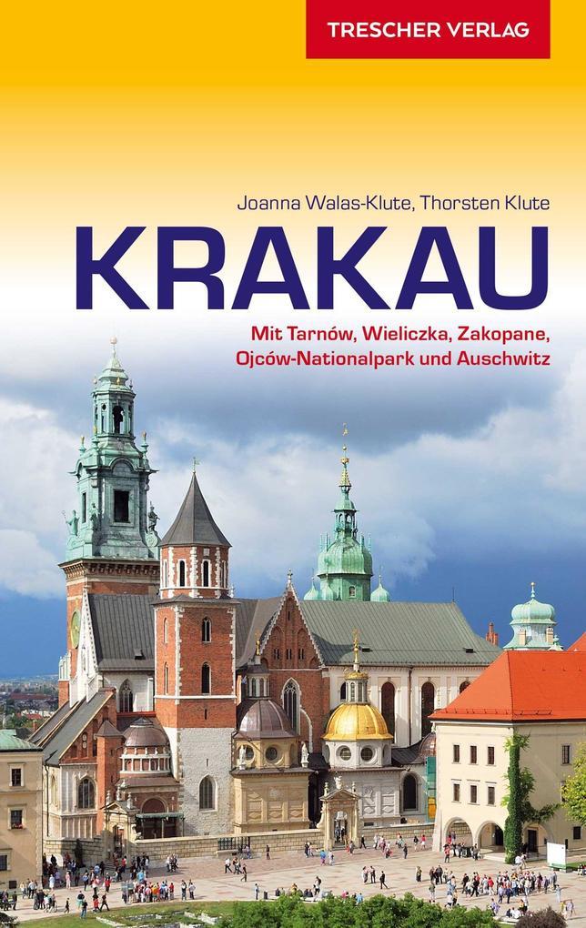 Reiseführer Krakau als Buch (kartoniert)