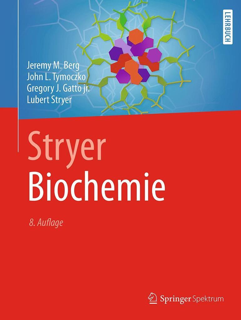 Stryer Biochemie als Buch (gebunden)