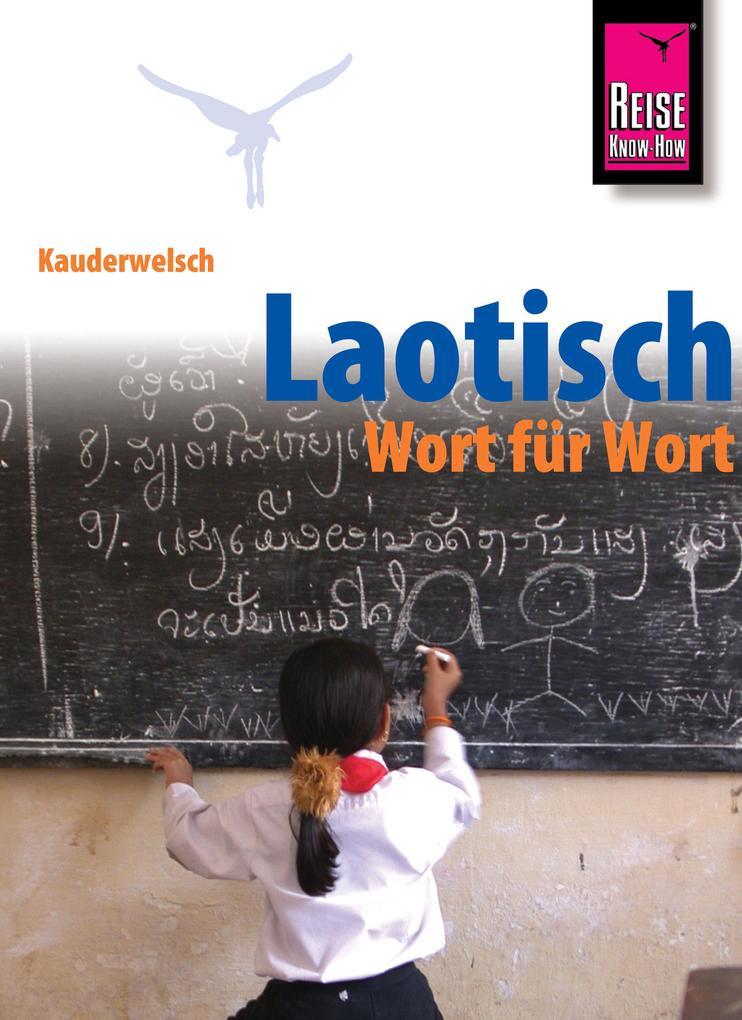 Kauderwelsch, Laotisch - Wort für Wort als eBook