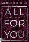 All for You - Verlangen