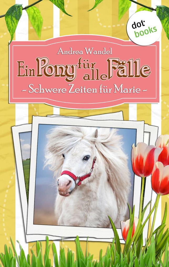 Ein Pony für alle Fälle - Achter Roman: Schwere Zeiten für Marie als eBook epub