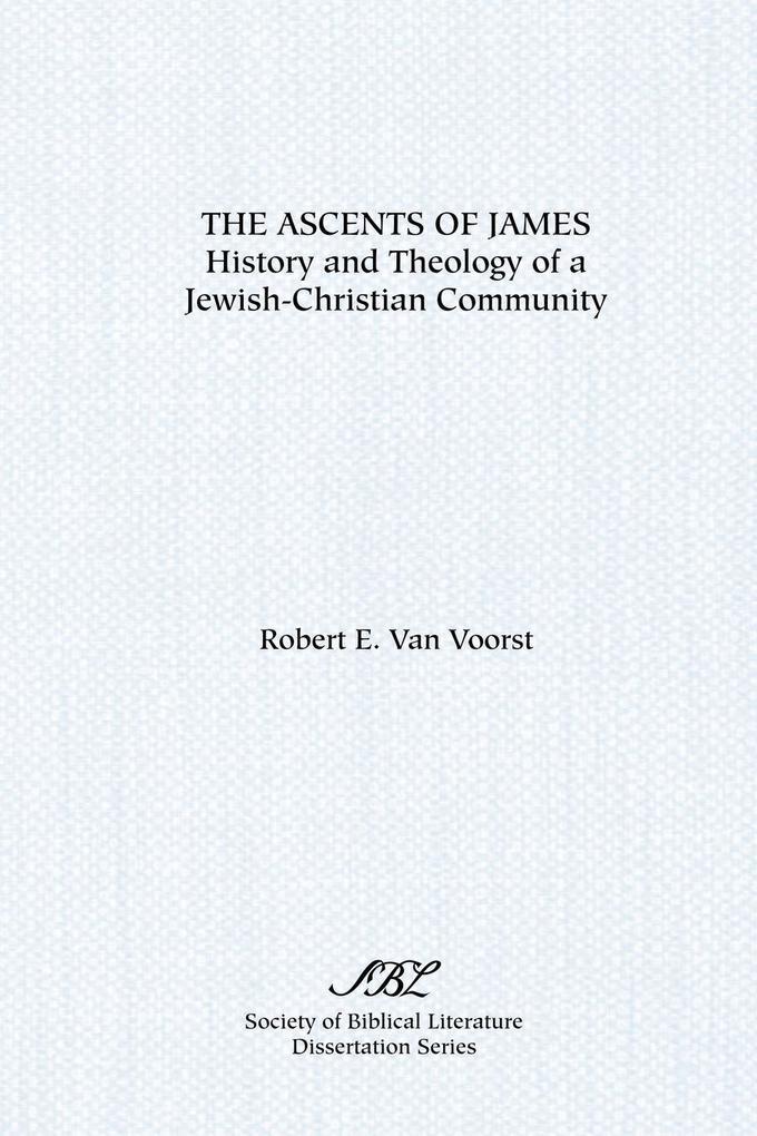 The Ascents of James als Taschenbuch