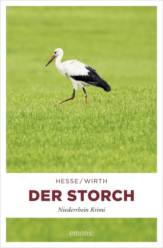 Der Storch als eBook epub