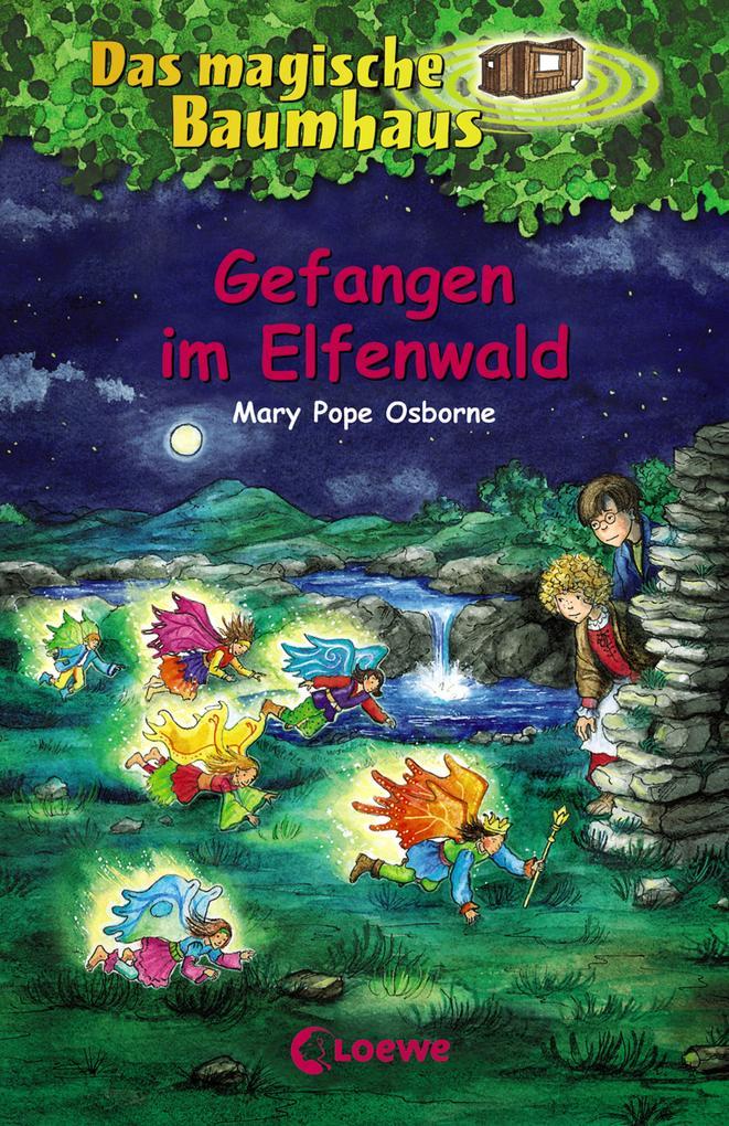 Das magische Baumhaus 41 - Gefangen im Elfenwald als eBook epub