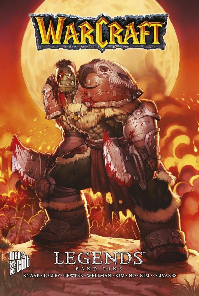 WarCraft: Legends 1 als Buch (kartoniert)