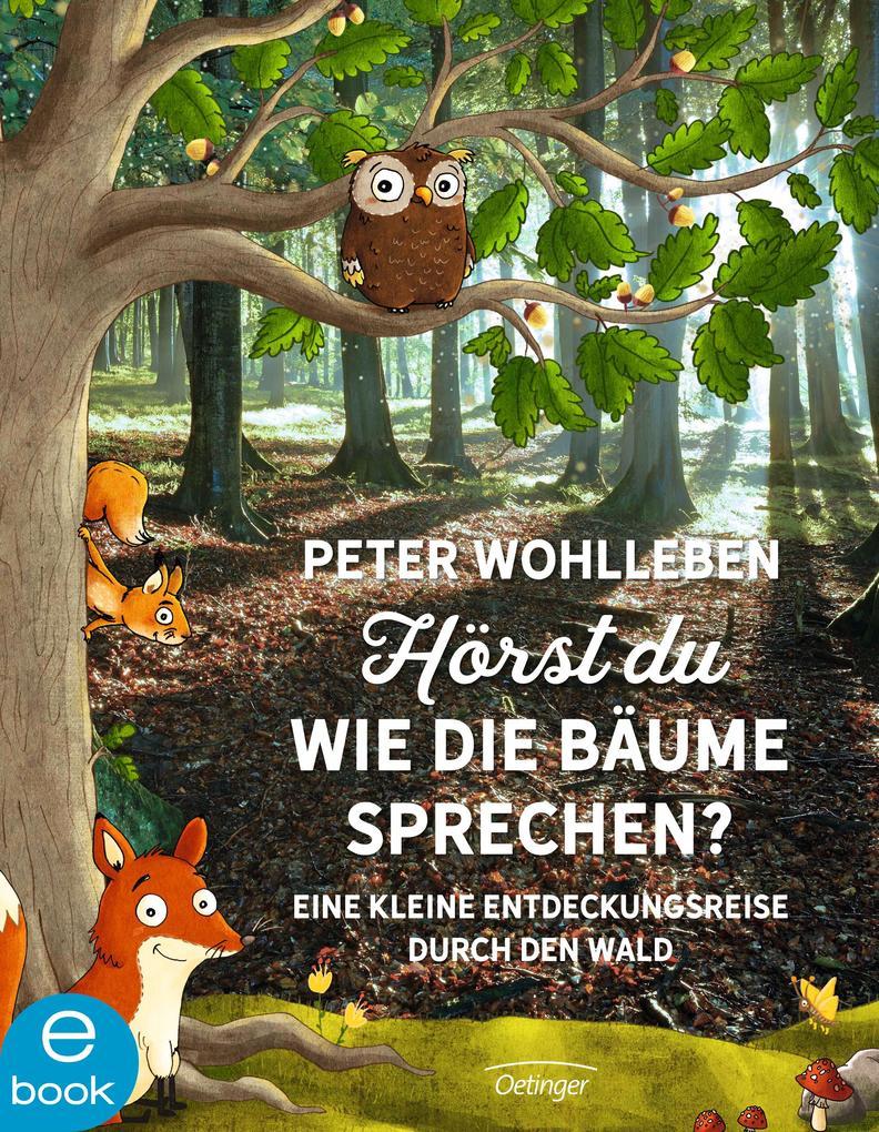 Hörst du, wie die Bäume sprechen? als eBook epub