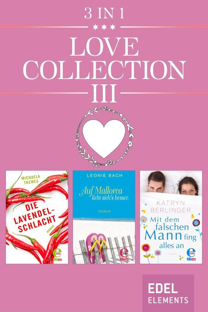 Love Collection III als eBook epub