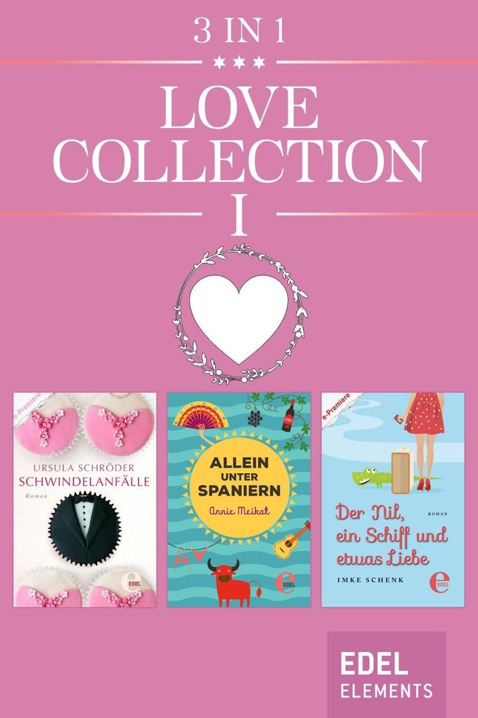 Love Collection I als eBook epub