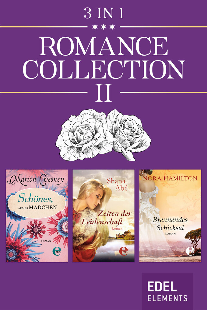 Romance Collection II als eBook epub