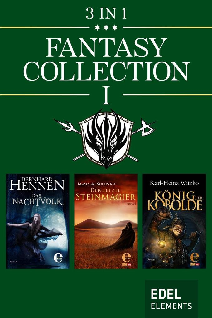Fantasy Collection I als eBook