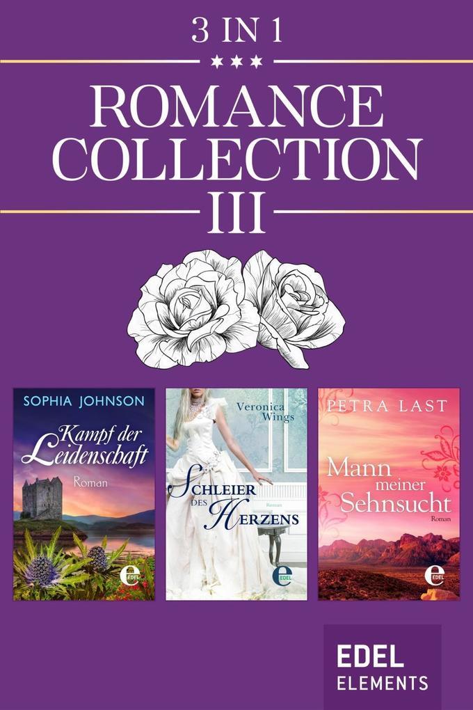 Romance Collection III als eBook epub