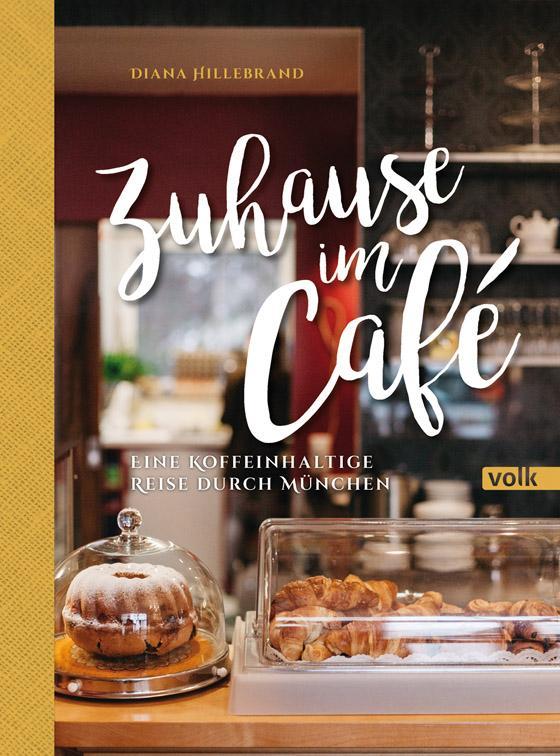 Zuhause im Café als Buch (gebunden)