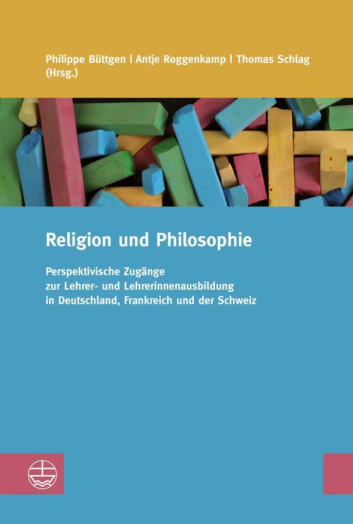 Religion und Philosophie als eBook epub