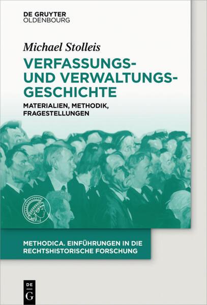 Verfassungs- und Verwaltungsgeschichte als Buch
